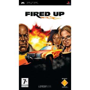 Sony Fired Up (PSP) Játékprogram