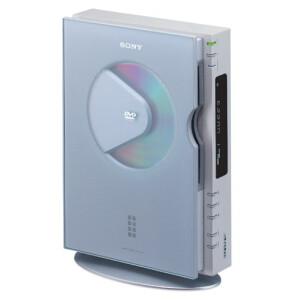 Sony DVP-F21 falra szerelhető DVD lejátszó