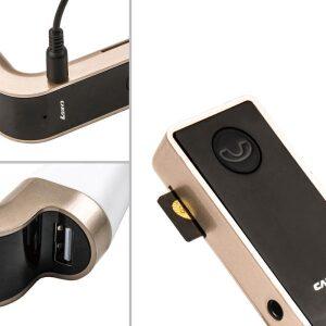 Carg 7 Bluetooth FM transzmitter