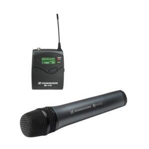 Sennheiser EW 135P G2-C szett: EW100 mikroportvevő+kézi mikrofon